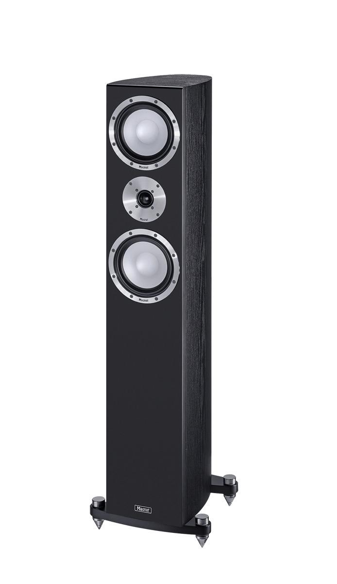 Magnat vloerstaande speaker QUANTUM 725 zwart