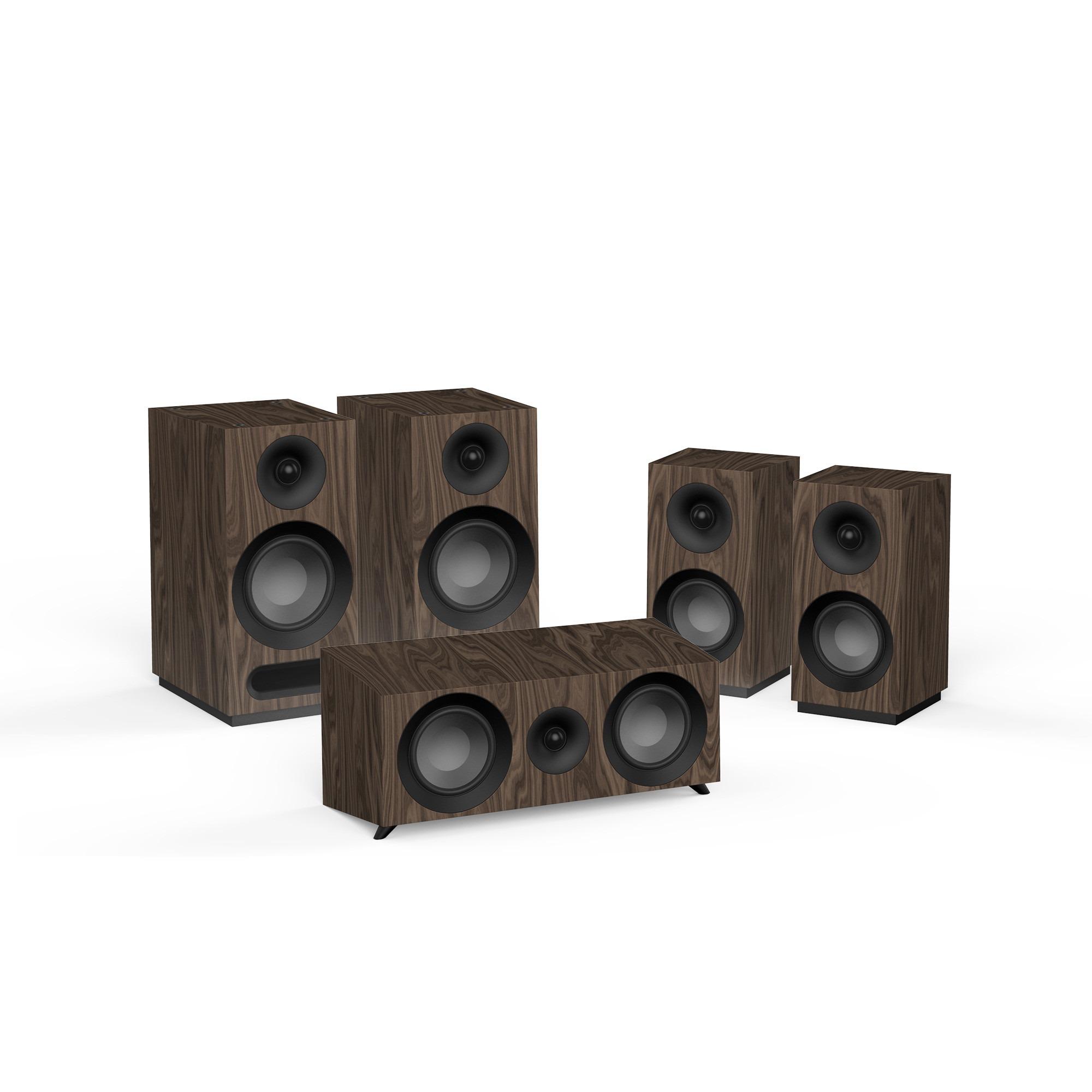 Foto van Jamo S 803 HCS SET Surround set speaker