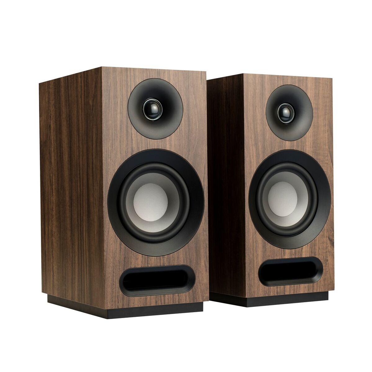 Foto van Jamo S 803 PAIR Boekenplank speaker