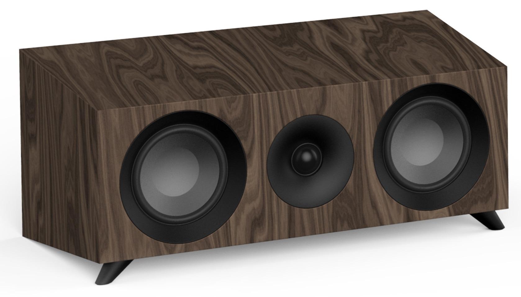 Foto van Jamo S 83 CEN /PCS Boekenplank speaker