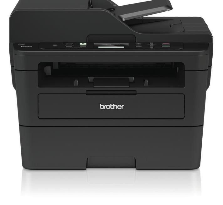 Brother DCP-L2550DN All-in-one laser printer