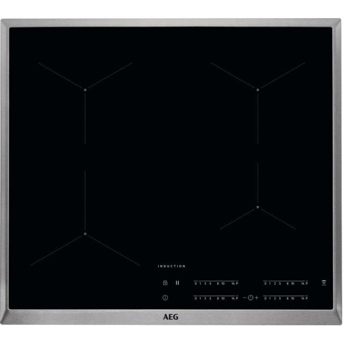 AEG IKB64431XB Inductie inbouwkookplaat Staal