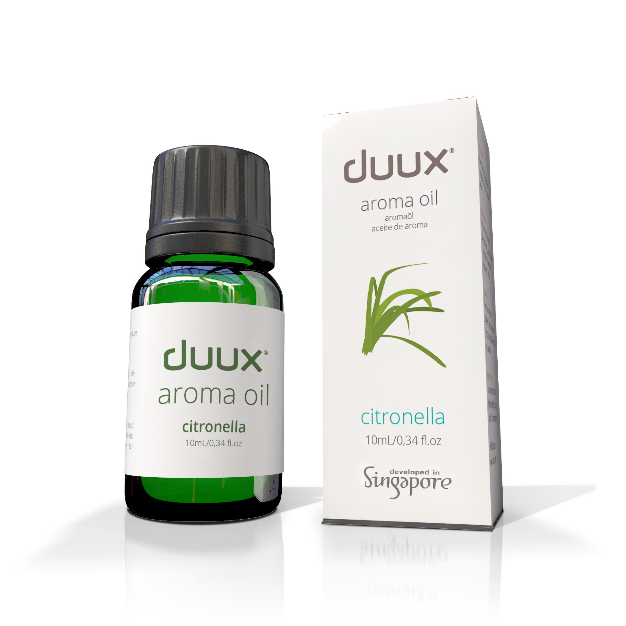 Korting Duux Aromatherapy Citronella for Air Humidifier klimaat accessoire