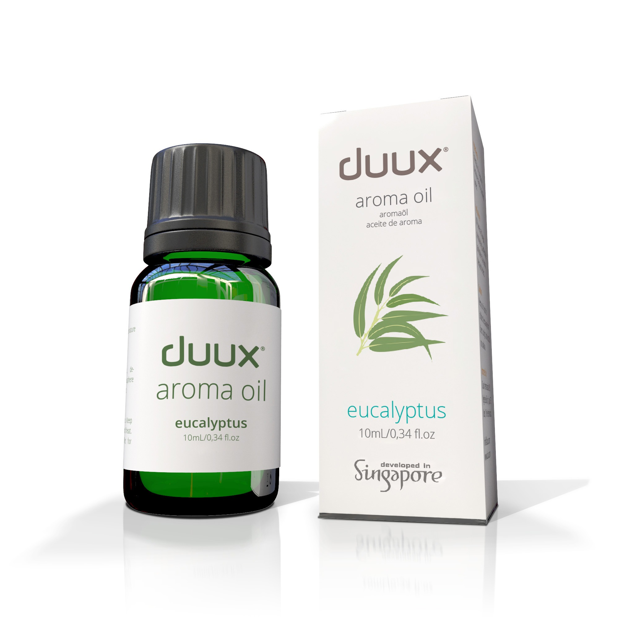 Korting Duux Aromatherapy Eucalyptus for Air Purifier klimaat accessoire