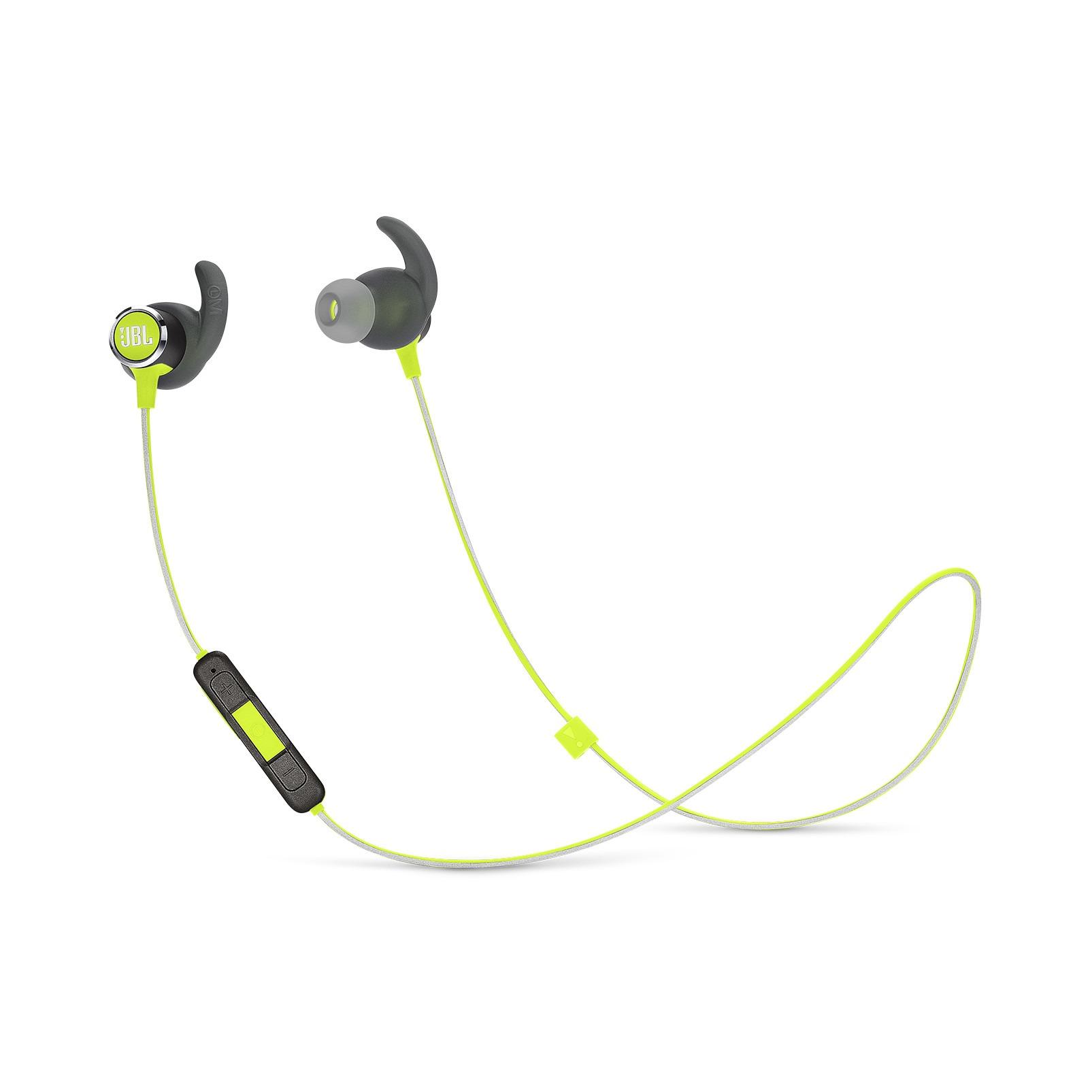 JBL in ear oordopjes Reflect Mini 2 groen