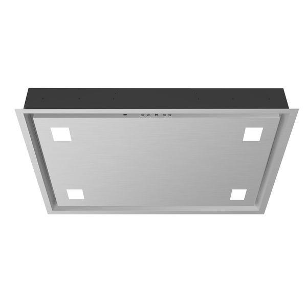 Inventum AKC9000RVS Schouwkap Aluminium