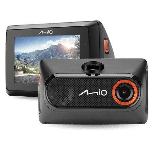 Mio MiVue 785 Touch GPS Autonavigatie Zwart