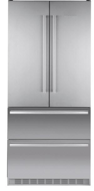Liebherr koelkast met vriesvak CBNes 6256-24