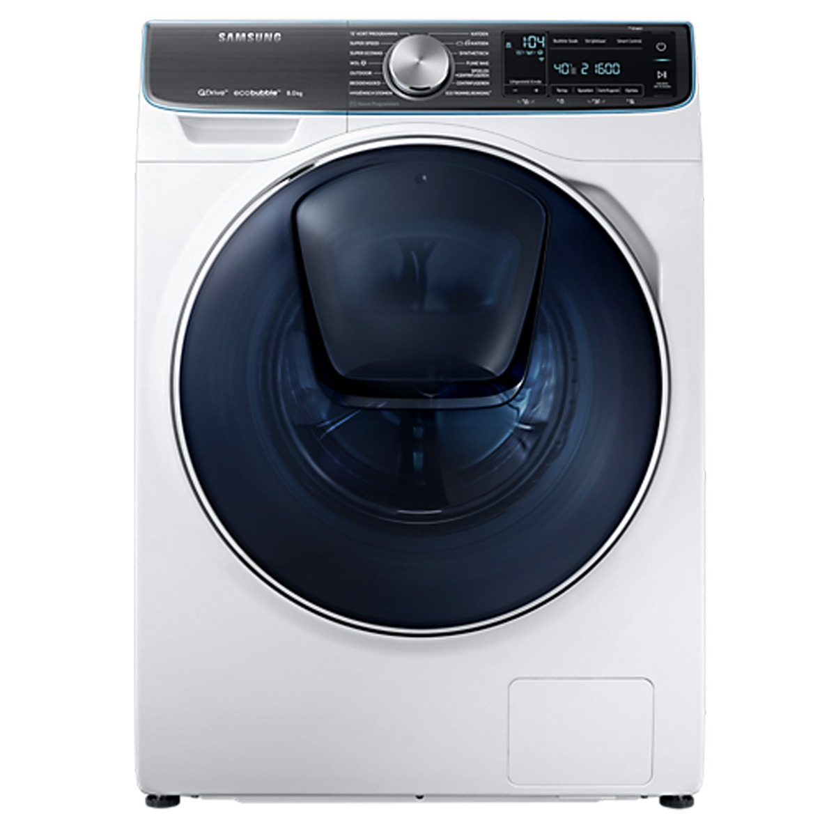 Samsung WW80M760NOM QuickDrive Wasmachine Wit