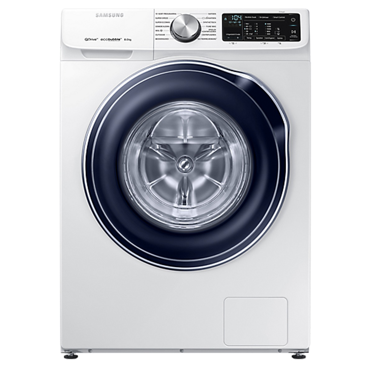 Samsung WW8BM642OBW QuickDrive Wasmachine Wit