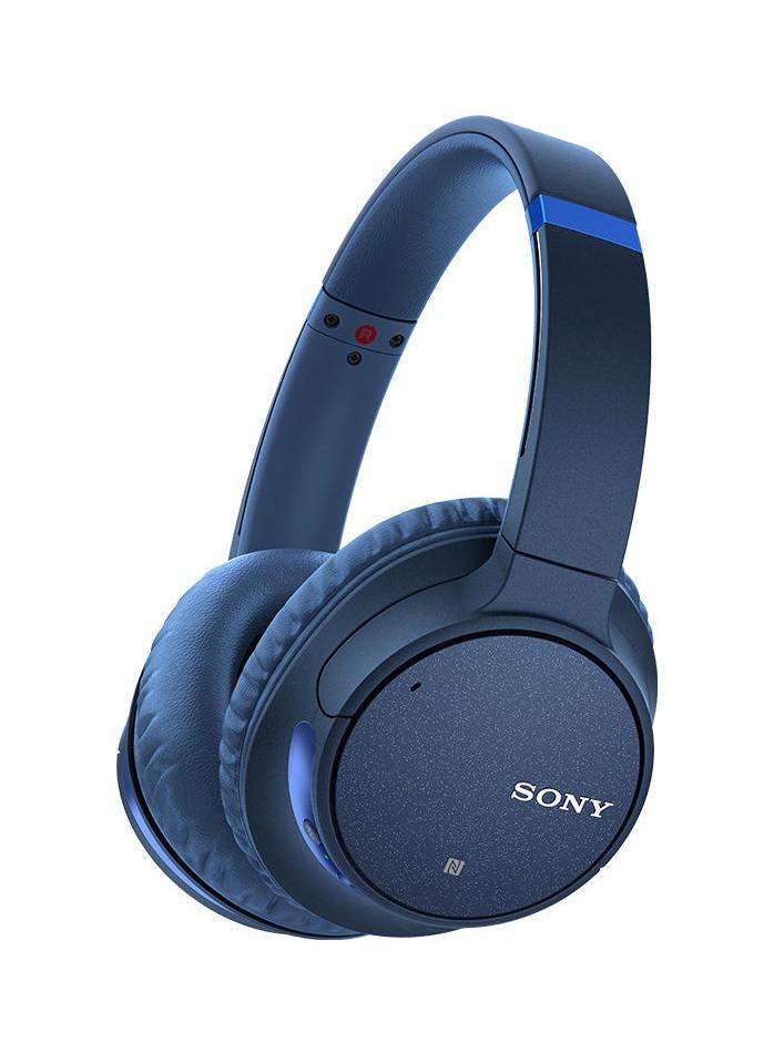 Sony on ear hoofdtelefoon WH CH700N blauw