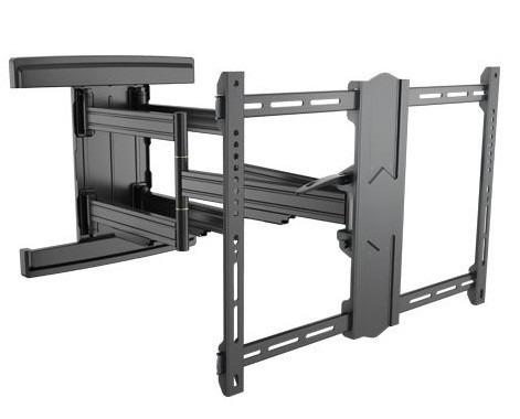 Cavus TV muursteun 37-80 dubbele arm tot 80 cm TV beugel