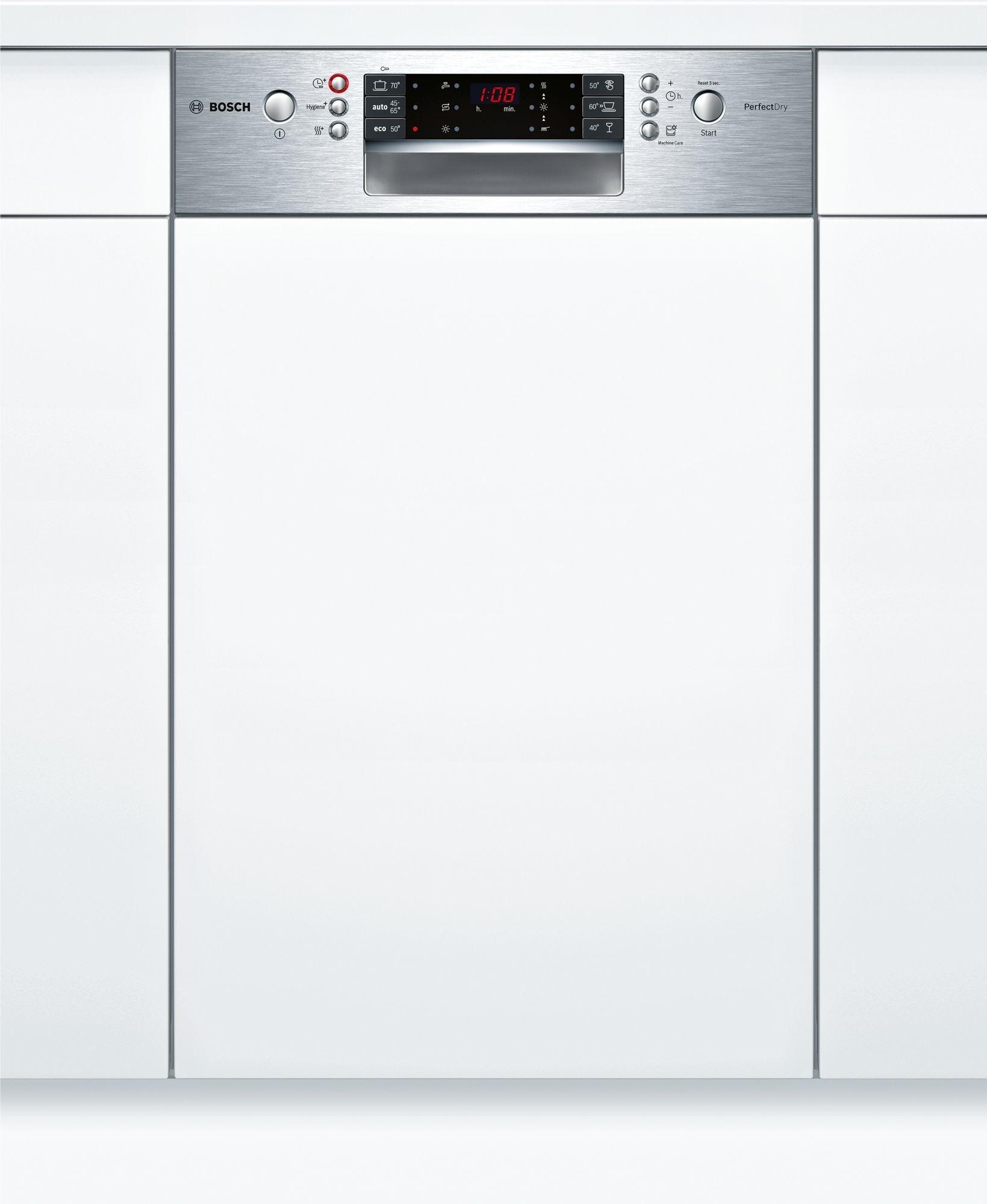 Bosch geïntegreerde vaatwasser SPI66TS01E