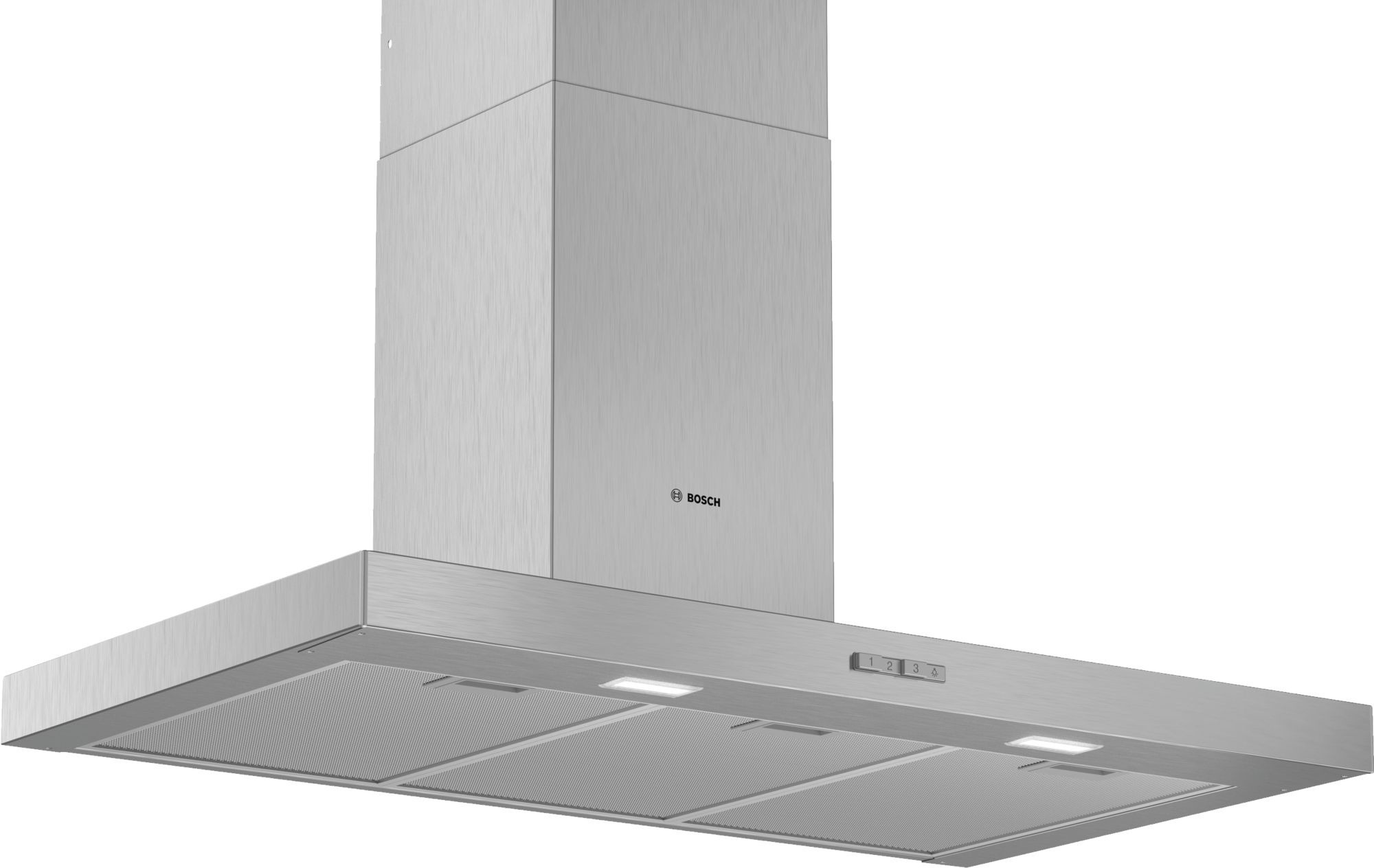 Bosch DWB94BC50 Schouwkap Aluminium
