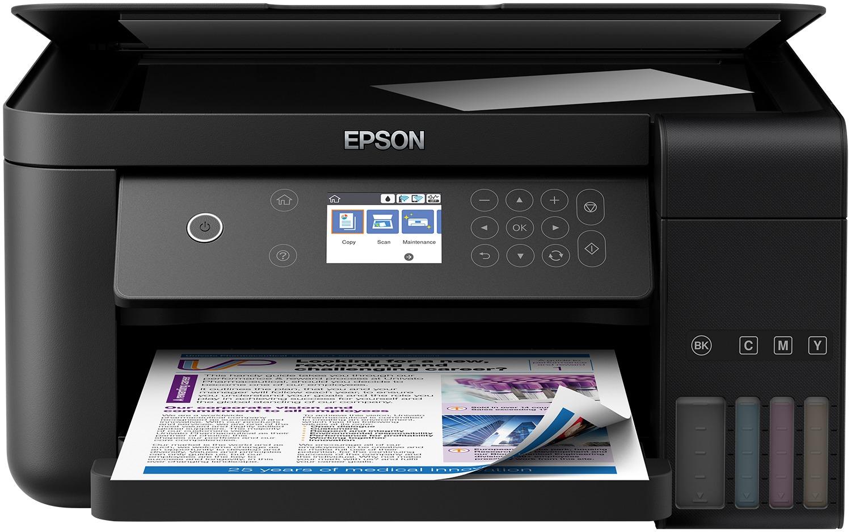 Epson all-in-one inkjet printer EcoTank ET-3700