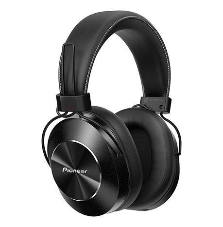 Bluetooth HiFi Koptelefoon Pioneer Over Ear NFC, Volumeregeling, Headset Zwart