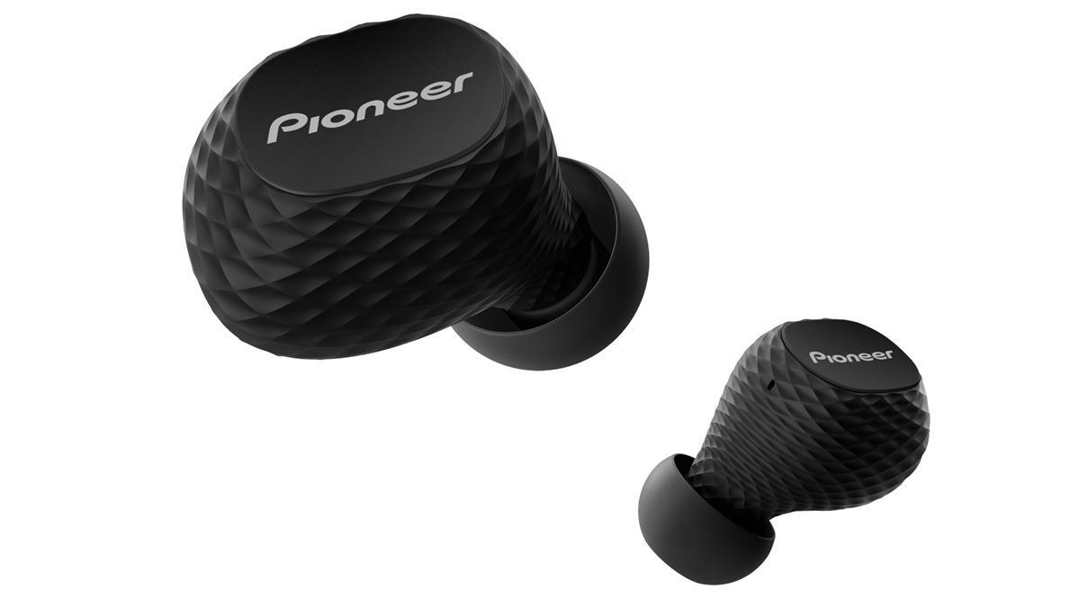Pioneer: SE-C8TW-B In-Ear Bluetooth Zwart