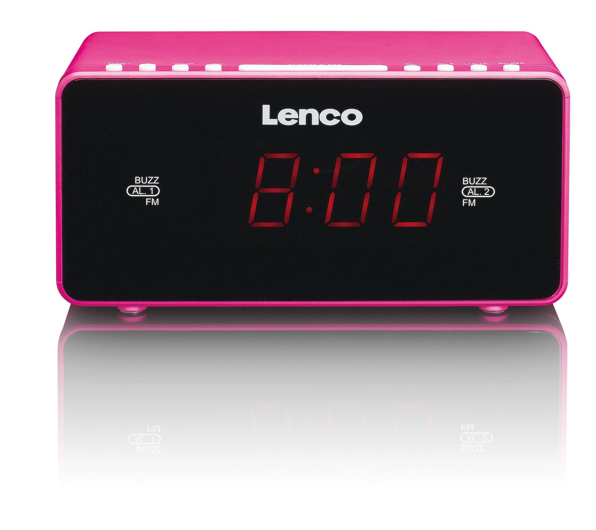Korting Lenco CR 510 wekker radio