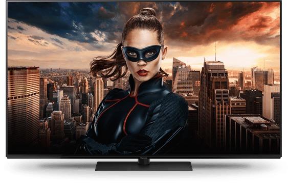 PANASONIC OLED TV TX-55FZW804