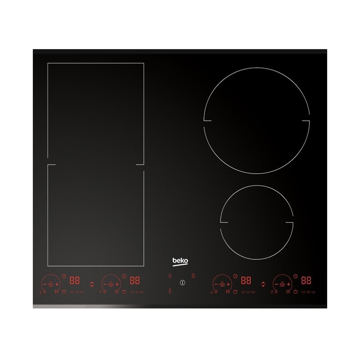 Beko HII64800FHT inductie inbouwkookplaat