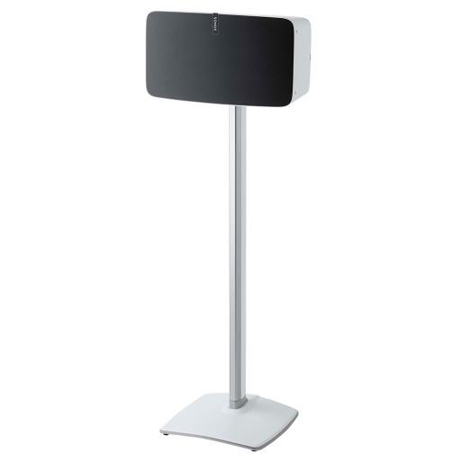 Foto van Sanus Sonos PLAY5 Stand Audio vloerstandaard