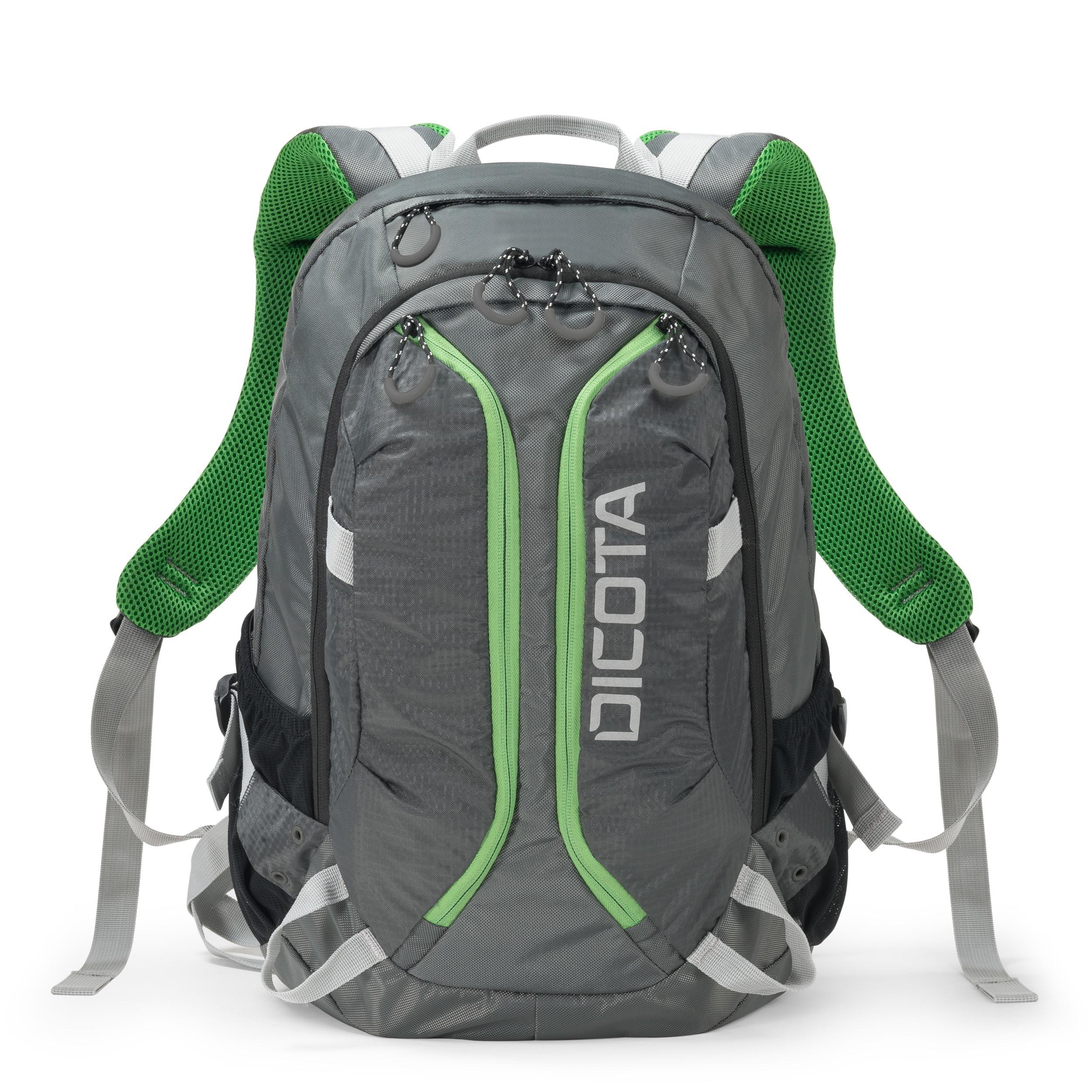 Dicota Backpack ACTIVE 14-15.6 Laptop tas Grijs