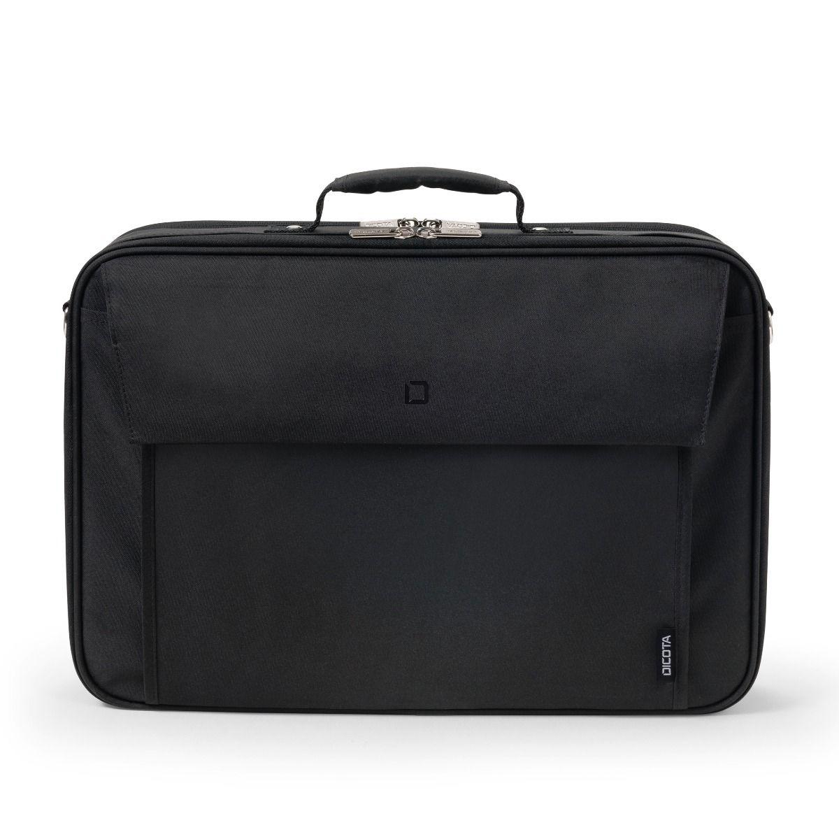 Dicota Multi Plus BASE 14-15.6 Laptop tas Zwart