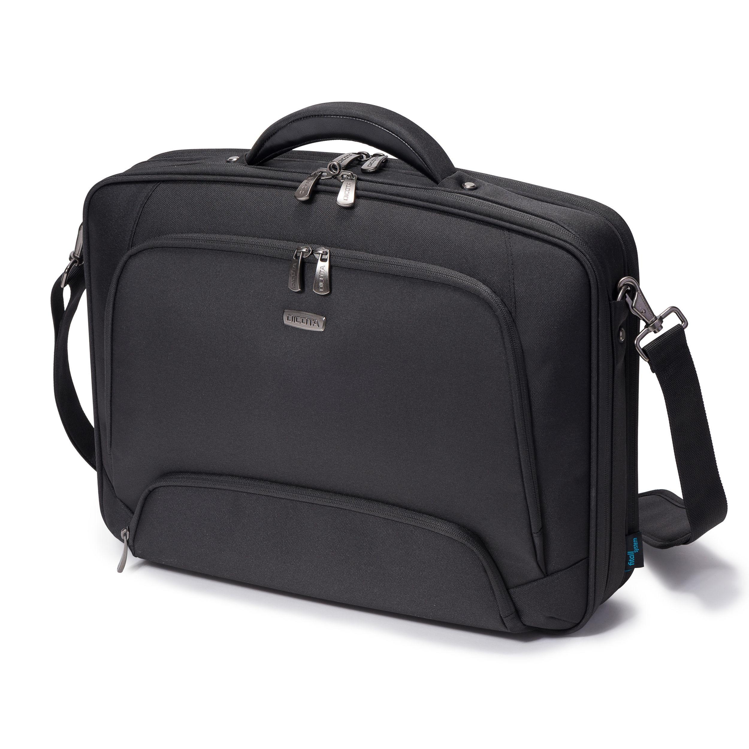 Dicota laptop tas Multi PRO 13-15.6 Inch Polyester device max. 380 x 265 x 40 mm