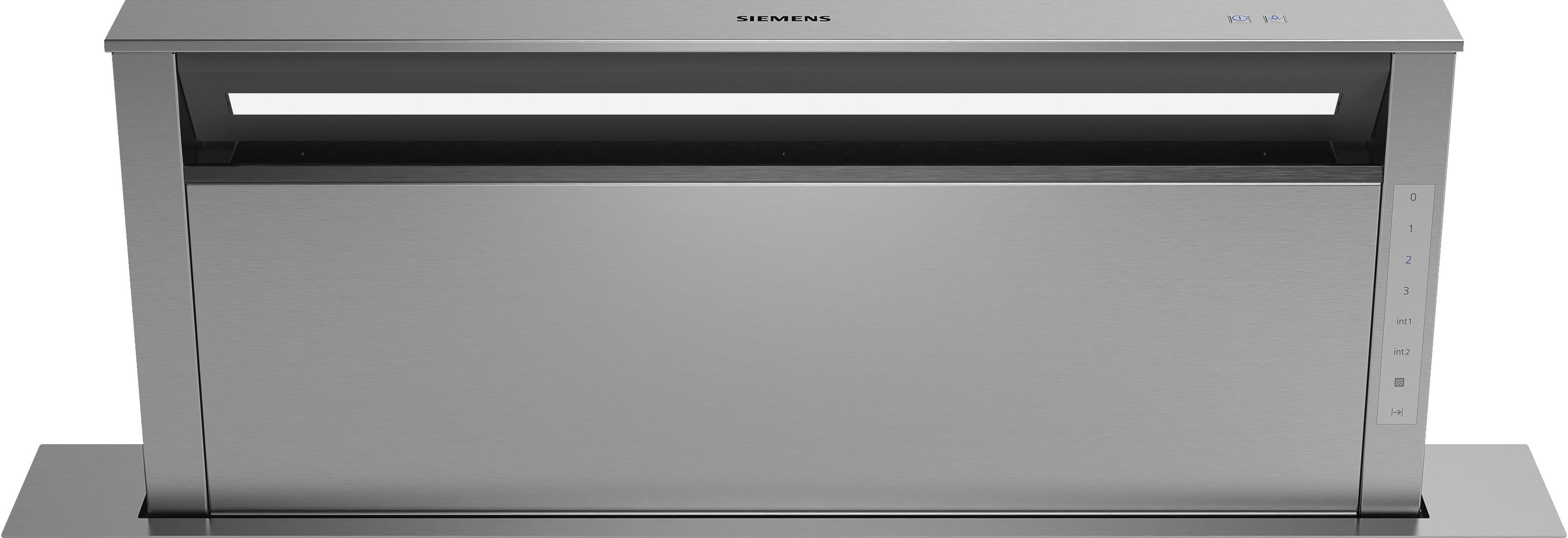 Siemens LD96DAM50 Inbouw afzuigkap Zwart