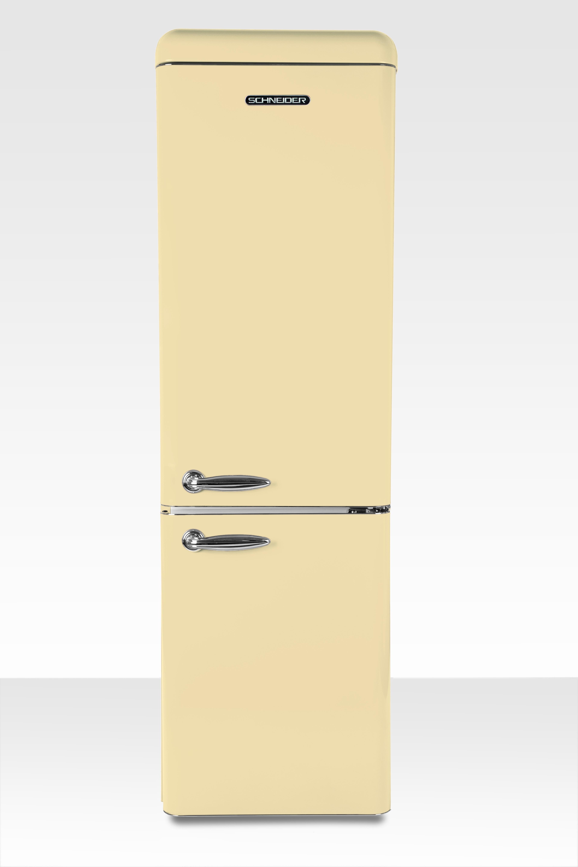 Schneider koelkast met vriesvak SL 250 C CB A++ Cream Matt
