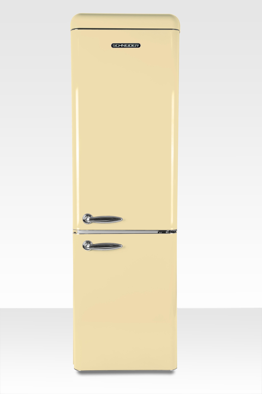 Schneider koelkast met vriesvak SL 250 SC CB A++ Cream
