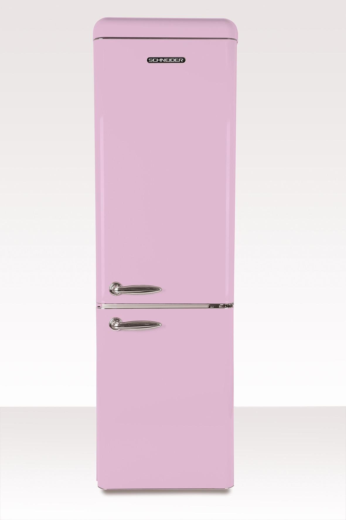 Schneider koelkast met vriesvak SL 250 SP CB A++ Pink