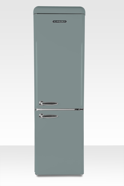 Schneider koelkast met vriesvak SL 250 SGR CB A++ Grey