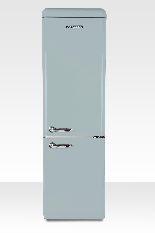 Schneider koelkast met vriesvak SL 250 SI CB A++ Silver