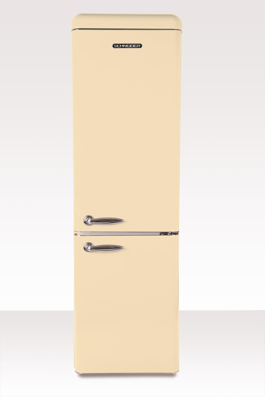 Schneider koelkast met vriesvak SL 300 C CB A++ Cream Matt