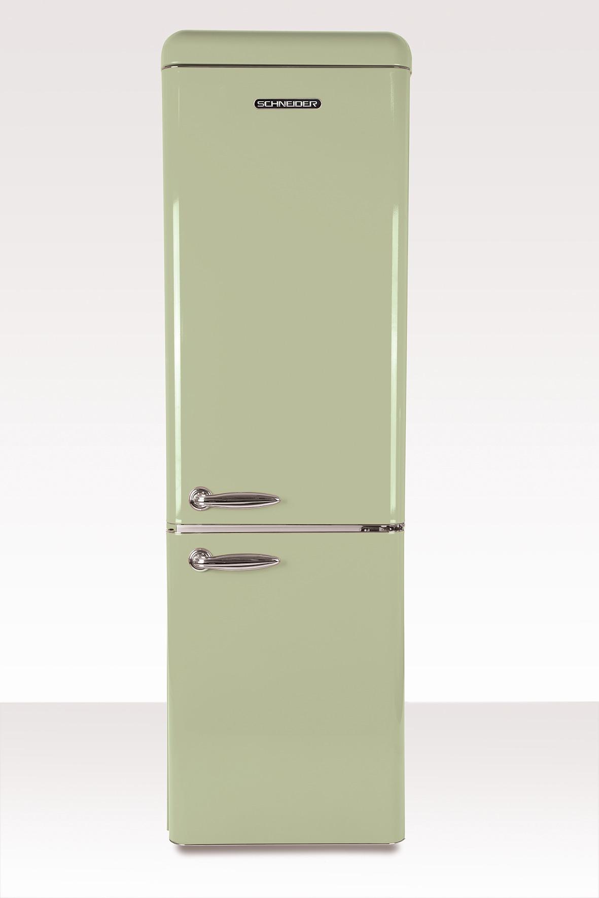 Schneider koelkast met vriesvak SL 300 SG CB A++ Green