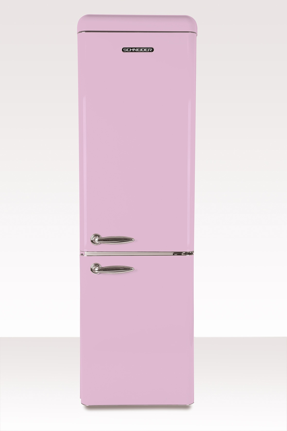 Schneider koelkast met vriesvak SL 300 SP CB A++ Pink