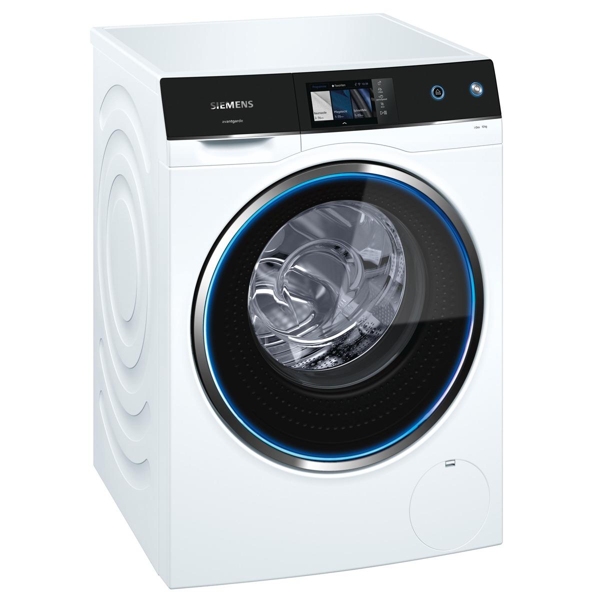 Siemens WM14U840EU wasmachine