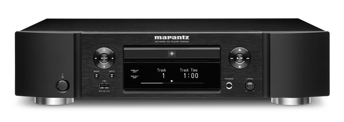 Marantz ND8006 zwart