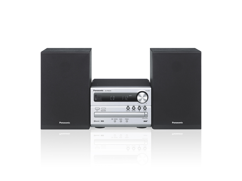Korting Panasonic SC PM250EG S stereo set