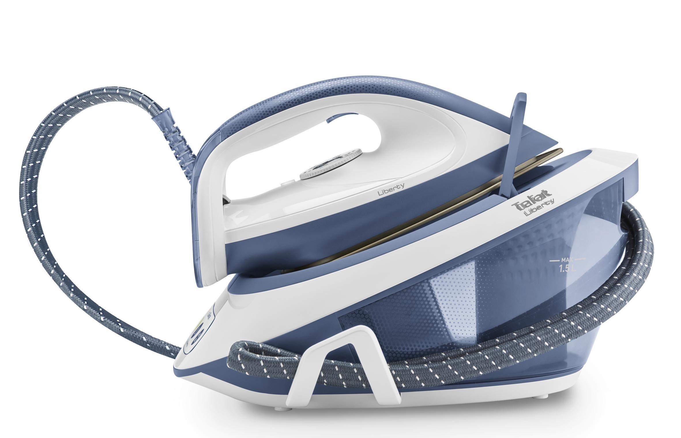 Tefal SV7020 Strijksysteem Blauw