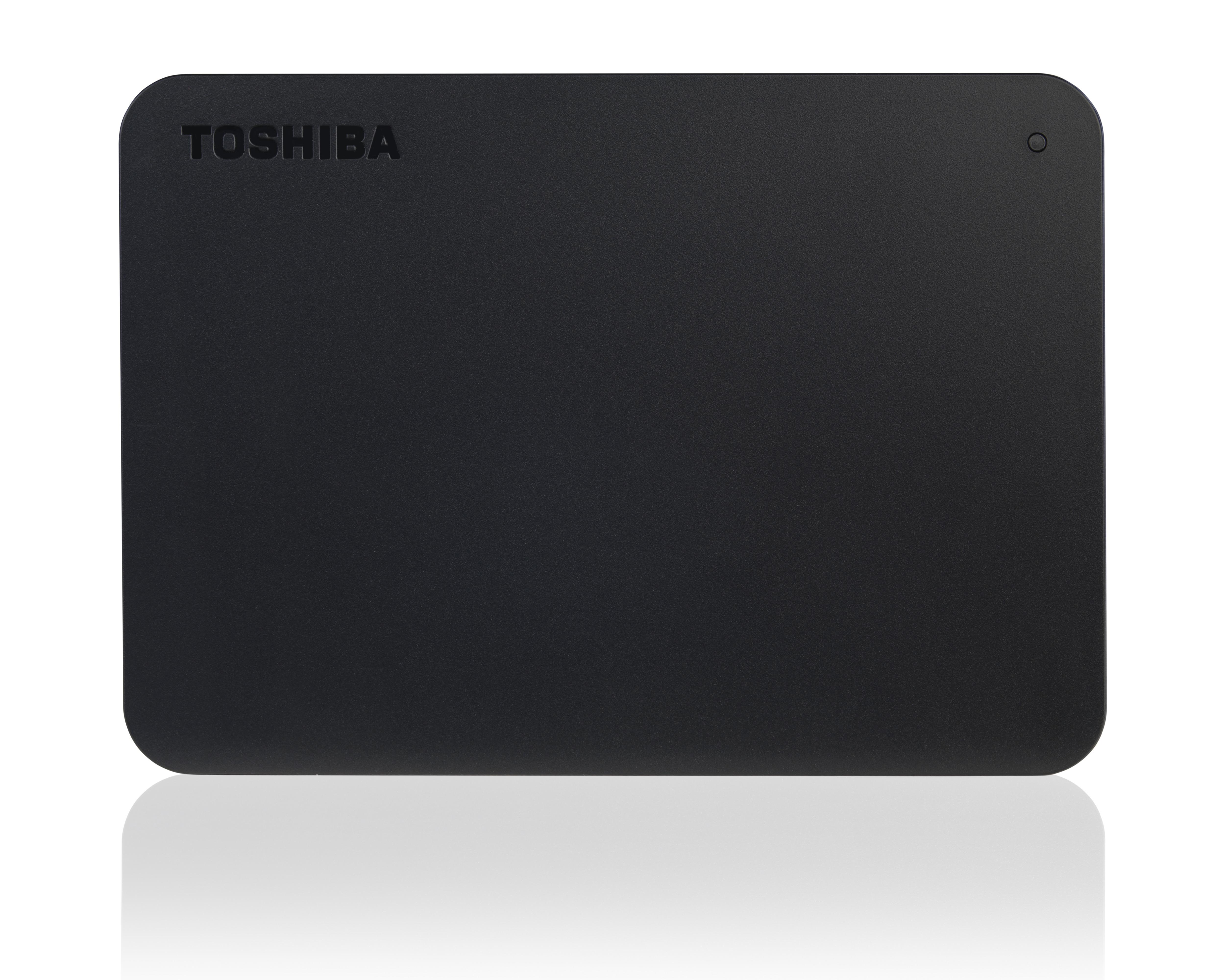 Toshiba externe harde schijf Canvio Basics (2018) 1TB zwart
