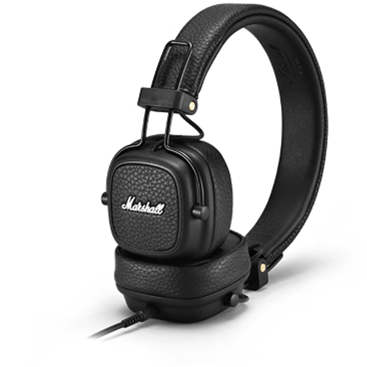 Marshall on-ear hoofdtelefoon Major III zwart