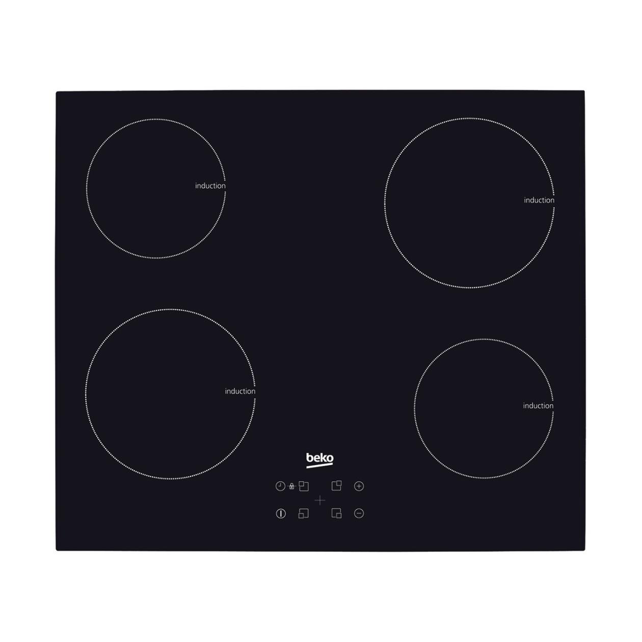 Beko HII64401AT inductie inbouwkookplaat