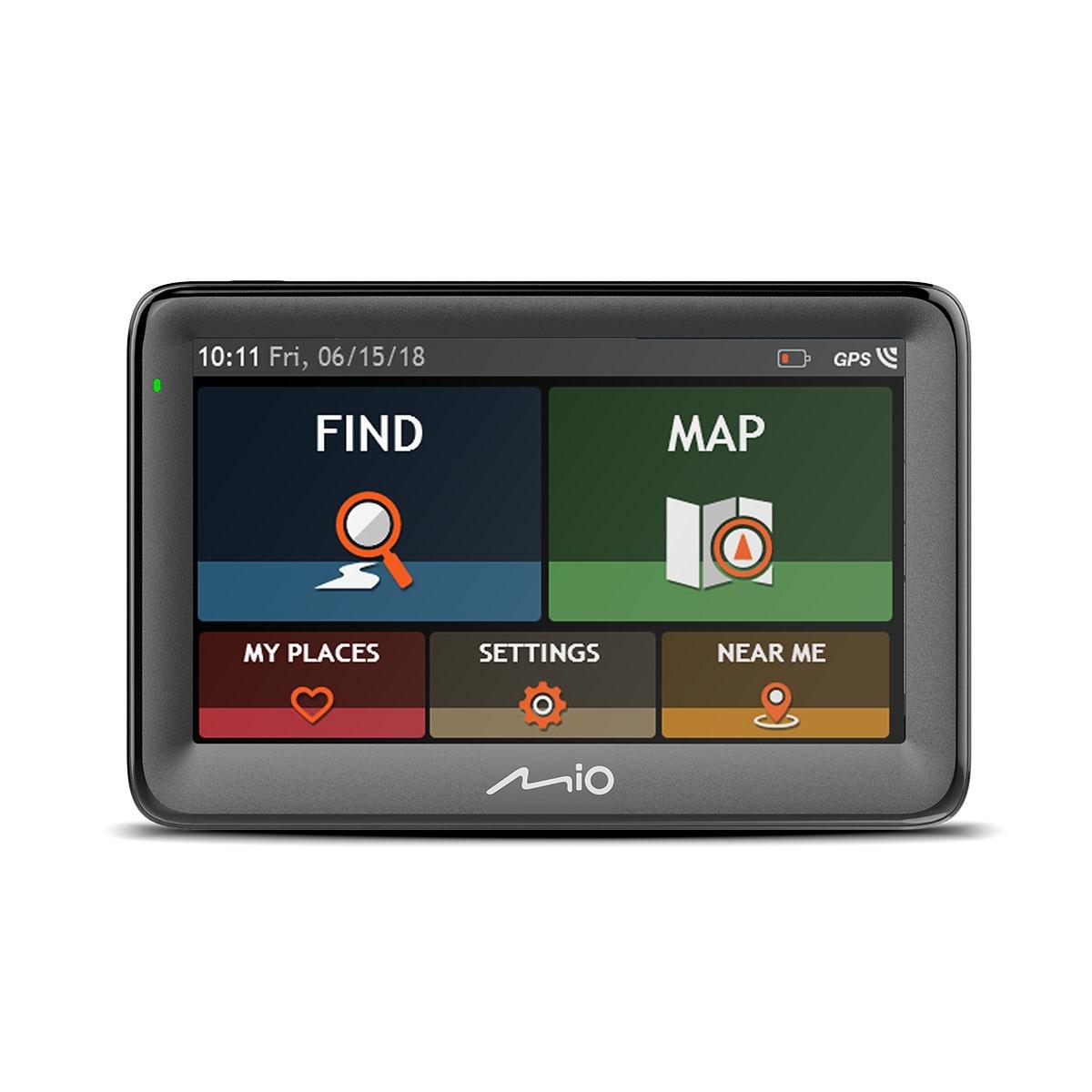 Korting Mio Pilot 15 Europa autonavigatie