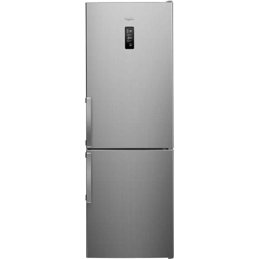 Whirlpool koelkast met vriesvak WDNF 82D IX H rvs - Prijsvergelijk