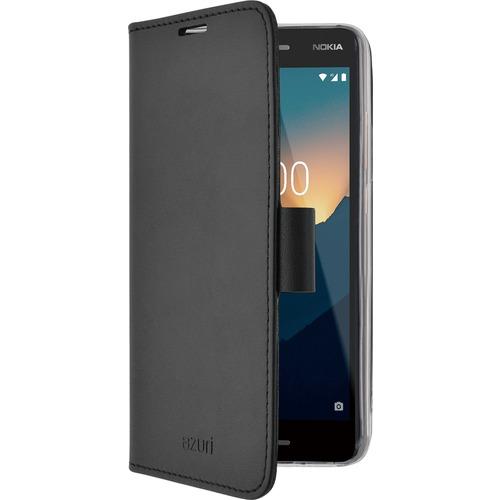 Op Perfect Plasma is alles over telefoons te vinden: waaronder expert en specifiek Azuri Walletcase magnetic closure & 3 cardslots Nokia 2 (2018) Telefoonhoesje Zwart