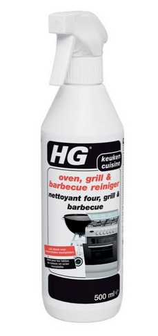 Korting HG ovenreiniger 500ml oven accessoire