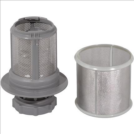 Korting Bosch Filter microfilter plus grof filter, 3 delig sgs46062 shv5603 sgs3305 vaatwassers accessoire