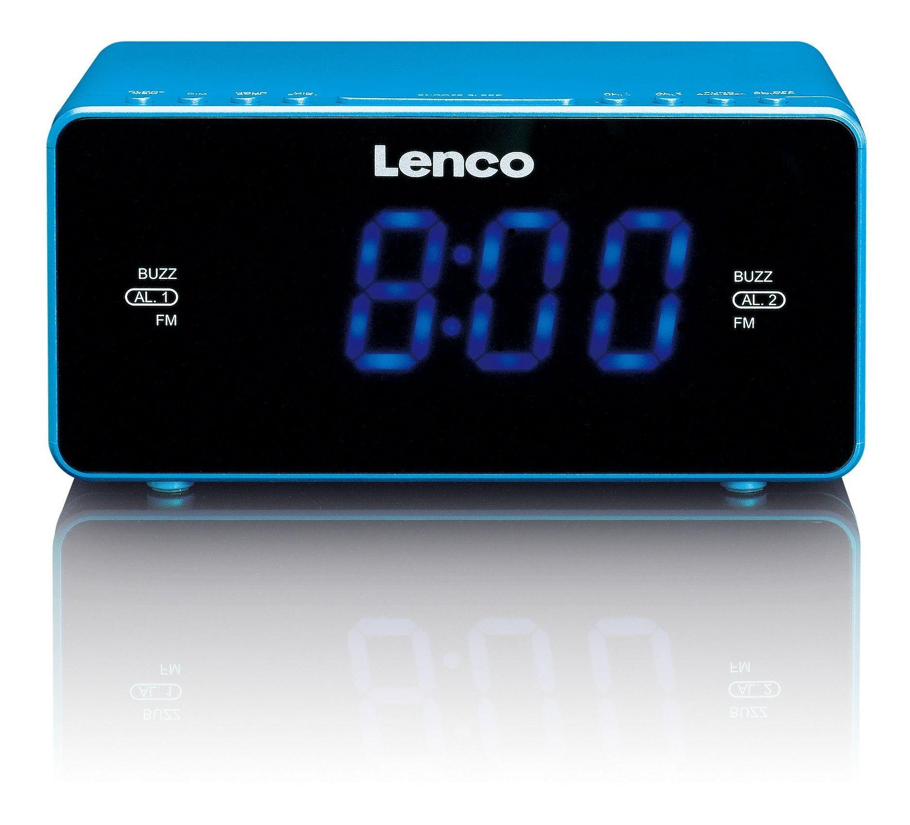 Korting Lenco CR 520 wekker radio